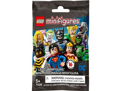 Metamorpho Minifigure Factory Sealed 71026 New LEGO DC Series