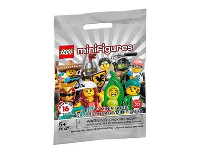 Drohnen-Guy 16 LEGO® Minifigures Serie 20-71027