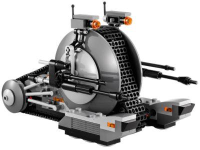 ORANGE sw0467B from 75015 Corporate Alliance Tank LEGO Star Wars BATTLE DROID