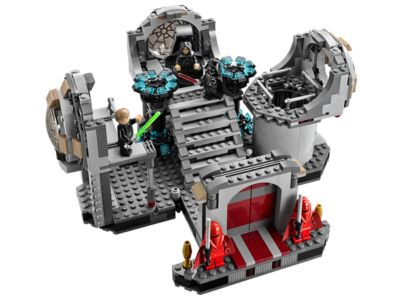 Lego Star Wars Death Star The Last Decisive Battle 75093 Parallel Import Goof//S