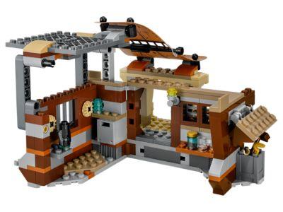 RETIRED 75148 LEGO Star Wars Encounter on Jakku - Brand New /& Sealed