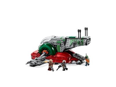 NEW Factory Sealed LEGO Star Wars Slave 1 7524320th Anniversary Edition