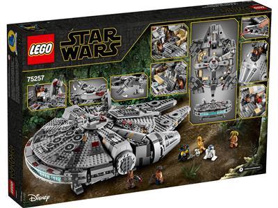 Lego ® minifigs-Star Wars-sw1051-D-O 75257