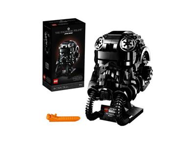 RARE LEGO 75274 • TIE Fighter Pilot Helmet • Brand New • in Hand • Fast Shipping