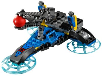LEGO Darkseid Invasion DC Comics Superheros Justice League 545pc Set 6UG8zb1