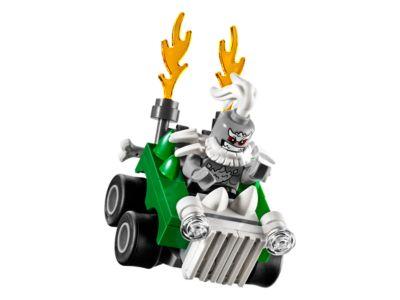 Lego 76070 Mighty Micros Doomsday 85pcs New Sealed 2017 DC Wonder Woman vs