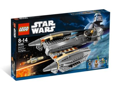 9515 LEGO® Star Wars™ Figur General Grievous Set 8095