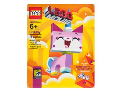 Reduced New Mint Lego 70817 Lego Movie Batman Super Angry Kitty Retired 2015