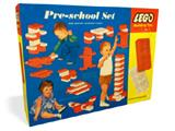 041 LEGO Samsonite Jumbo Bricks Pre-School Beginners Set