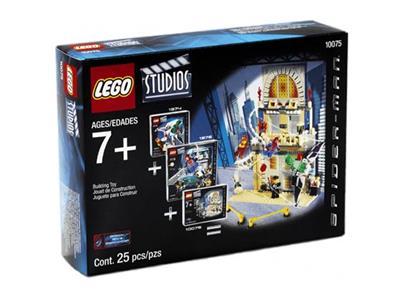 Lego Studio Spiderman Peter Parker 1376