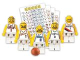 10121 LEGO NBA Basketball Teams