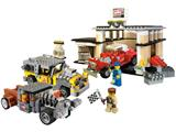 10200 LEGO Factory Custom Car Garage