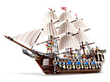 10210 LEGO Pirates Imperial Flagship
