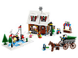 10216 LEGO Winter Village Bakery