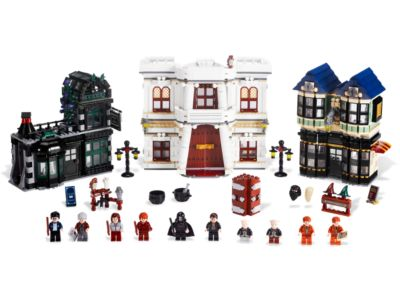 10217 LEGO Harry Potter Diagon Alley