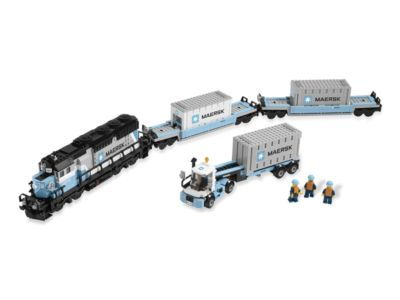 10219 LEGO Maersk Train