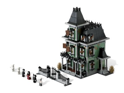 10228 LEGO Monster Fighters Haunted House
