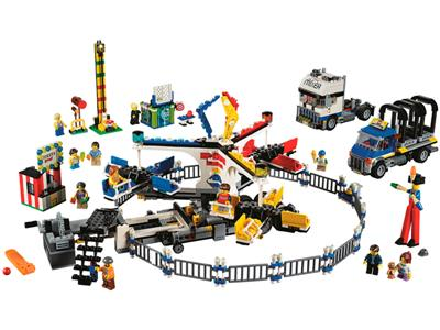 LEGO Creator Expert: 10244 New /& Sealed! Retired Set Fairground Mixer