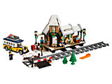 10259 LEGO Winter Village Station