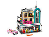 10260 LEGO Downtown Diner