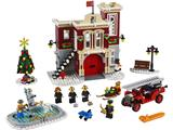 10263 LEGO Winter Village Fire Station