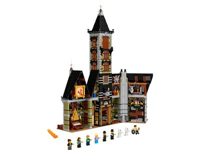 10273 LEGO Haunted House