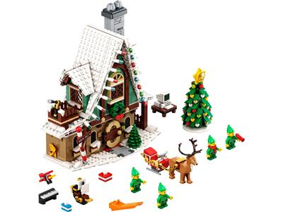 10275 LEGO Elf Club House