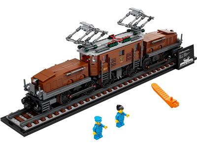 10277 LEGO Trains Crocodile Locomotive