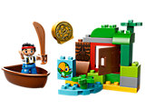 10512 LEGO Duplo Jake and the Never Land Pirates Jake's Treasure Hunt