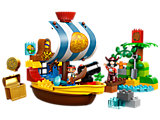 10514 LEGO Duplo Jake and the Never Land Pirates Jake's Pirate Ship Bucky