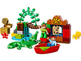10526 LEGO Duplo Jake and the Never Land Pirates Peter Pan's Visit