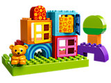 10553 LEGO Duplo Toddler Build and Play Cubes