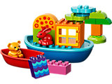 10567 LEGO Duplo Toddler Build and Boat Fun