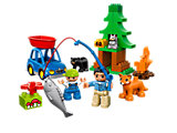 10583 LEGO Duplo Forest Animals Fishing Trip