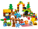 10584 LEGO Duplo Forest Animals Forest
