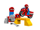 10607 LEGO Duplo Spider-Man Web-Bike Workshop
