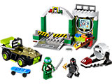10669 LEGO Juniors Teenage Mutant Ninja Turtles Turtle Lair