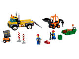 10683 LEGO Juniors City Road Work Truck