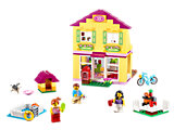 10686 LEGO Juniors Girl Family House