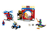 10687 LEGO Juniors Super Heroes Spider-Man Hideout