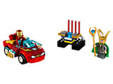 10721 LEGO Juniors Super Heroes Iron Man vs. Loki