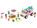 10727 LEGO Juniors Friends Emma's Ice Cream Truck