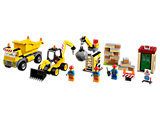 10734 LEGO Juniors City Demolition Site