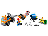 10750 LEGO Juniors City Road Repair Truck