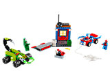 10754 LEGO Juniors Marvel Super Heroes Spider-Man vs. Scorpion Street Showdown