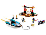 10755 LEGO Juniors Ninjago Zane's Ninja Boat Pursuit
