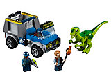 10757 LEGO Juniors Jurassic World Fallen Kingdom Raptor Rescue Truck