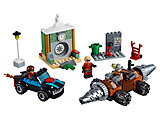 10760 LEGO Juniors Incredibles 2 Underminer's Bank Heist