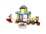 10827 LEGO Duplo Mickey Mouse Clubhouse Mickey & Friends Beach House