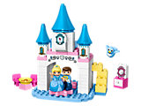 10855 LEGO Duplo Disney Princess Cinderella's Magical Castle